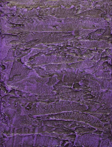 "triptych paintings on canvas,"" Purple Tones ""  3 big sizes in acrylic"