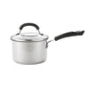 Total Stainless Steel 3 Piece Saucepan Set