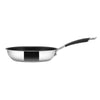 Momentum stainless steel frying pan is available in a variety of sizes including this large frying pan at 29cm