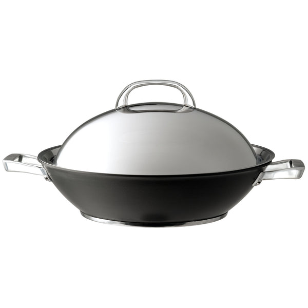 Circulon Infinite large non-stick wok with lid