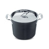 Dishwasher safe stock pot from Circulon's Style range is built to last, with a lifetime guarantee.