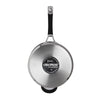 5 piece stainless steel pan set from Circulon's Momentum range comes with a lifetime guarantee