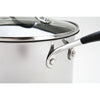 Momentum stainless steel 5 piece pan set