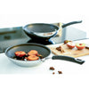 Stainless steel frying pans from Circulon Total range are touch and durable, and available in a number of sizes