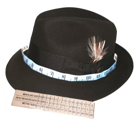 f216f83f236e2 The Origins of US Hat Sizes – Levine Hat Co.