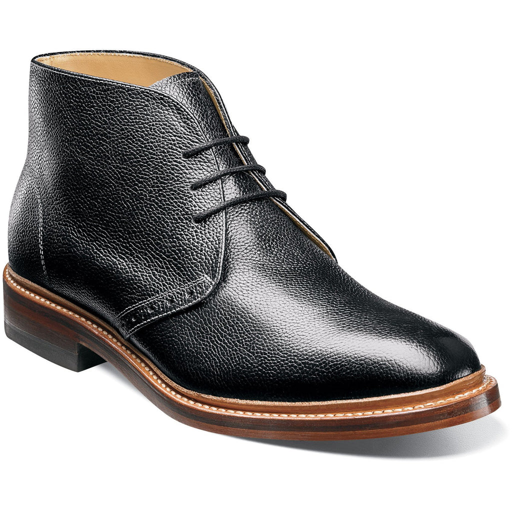 Madison II Plain Toe Chukka Boot by Stacy Adams BLACK / 7, Shoes - STACYADAMS, Levine Hat Co. - 1