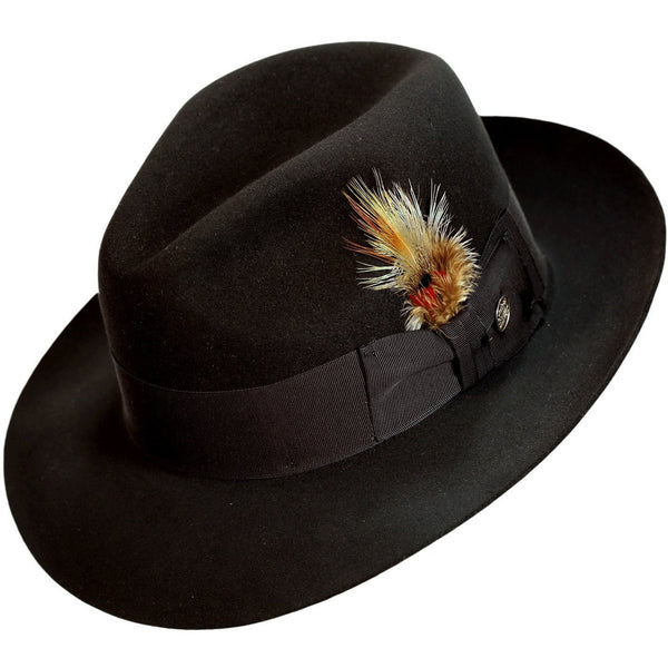 6250225fa09 The Finest Men s Hats - A 100 Year Tradition - Levine Hat Company ...