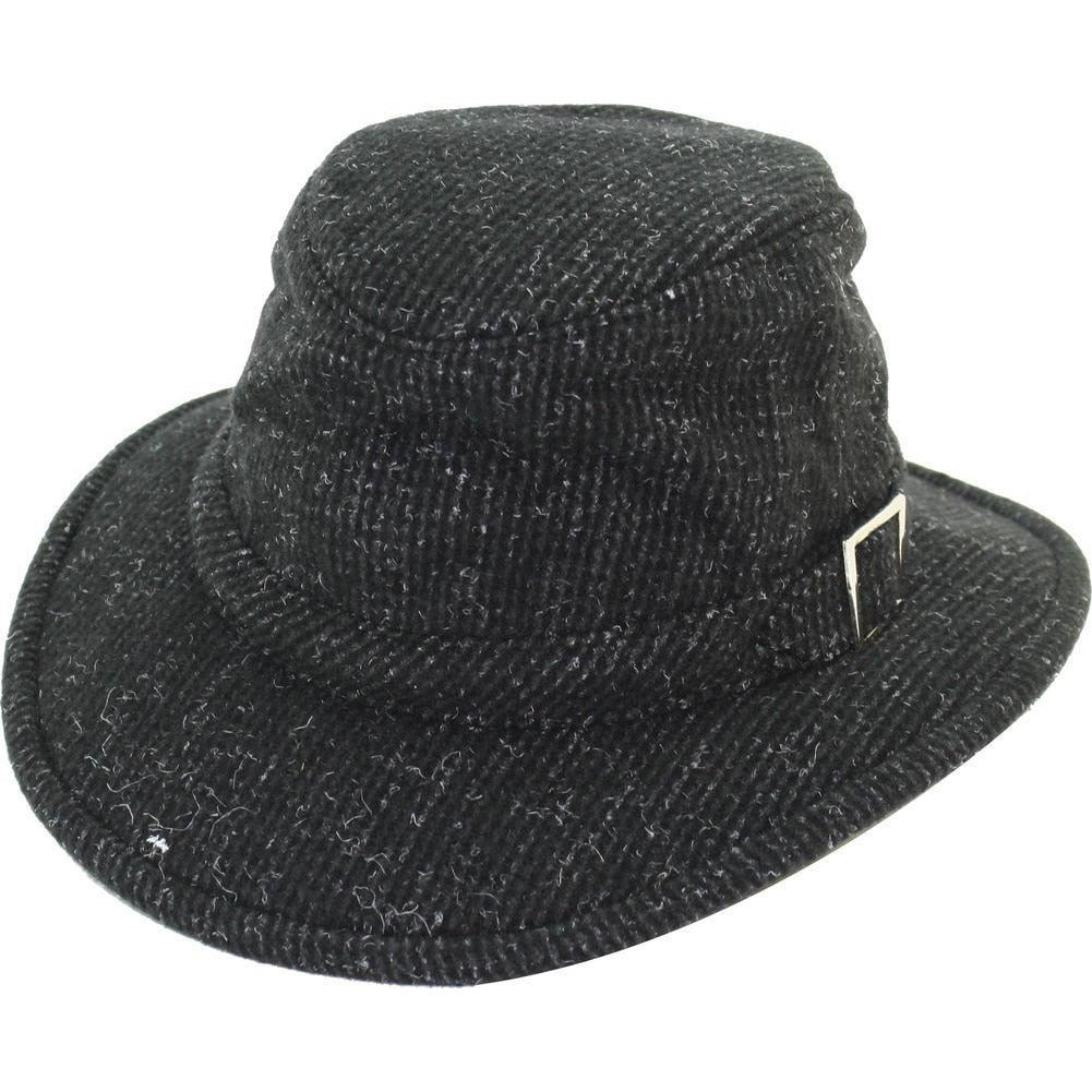 Tilley TW2 Winter Hat CHARCOAL / 6 7/8, Hats - TILLEY, Levine Hat Co.