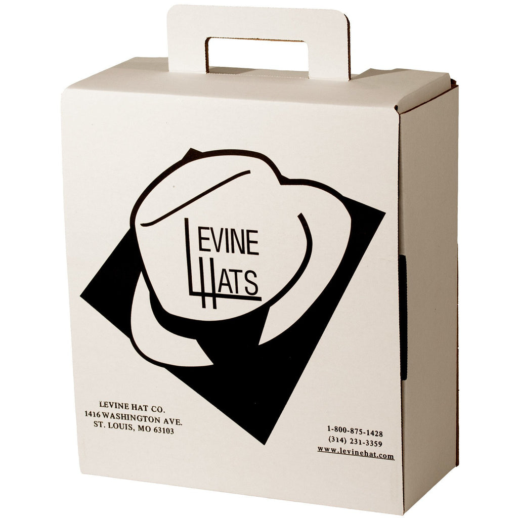 Hat Box by Levine Hat Co.