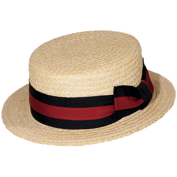 Scala Straw Boater