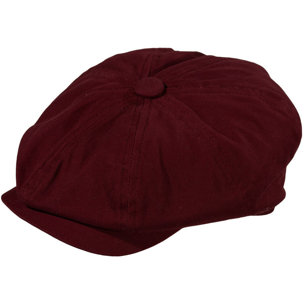 cd1893f1e6f60 Mo  Money Cotton Newsboy Cap by Broner