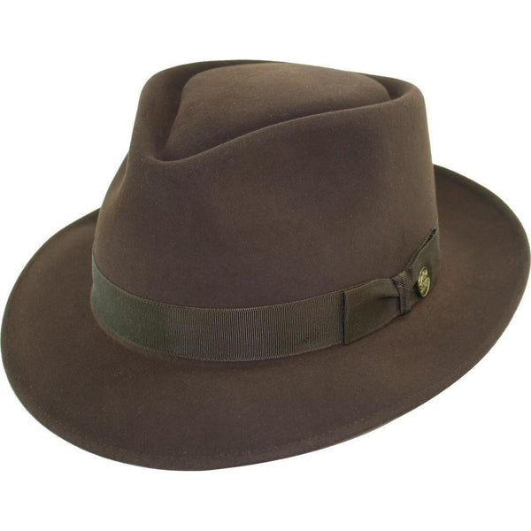 Stetson Winfield SADDLE / 6 7/8, Hats - STETSON, Levine Hat Co.