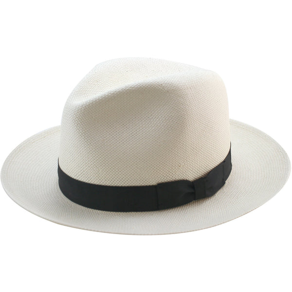 Millennium Fedora NATURAL / L, Hats - LEVINE, Levine Hat Co. - 1