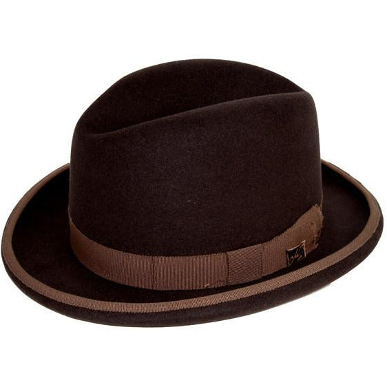 Mayser Old World Fur Felt Homburg