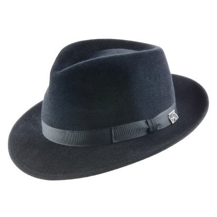 Mayser Collins 'antilope' Finish Fur Felt Fedora