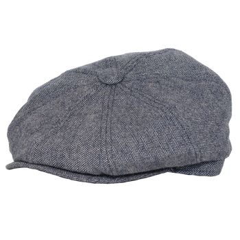 c181a1ab2d3 8 4 Tweed Kroger Cap by Capas – Levine Hat Co.