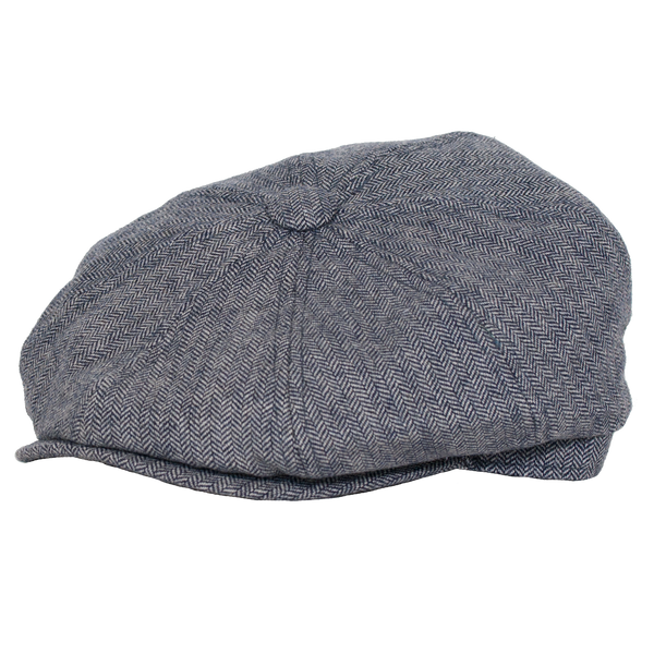 Georgie Wool Newsboy Cap by Broner