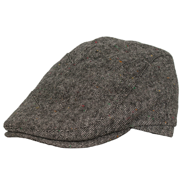 Henri Tweed Pub Cap by Broner
