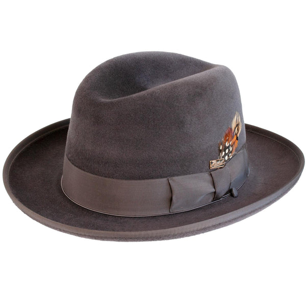 Selentino Velour Homburg GREY