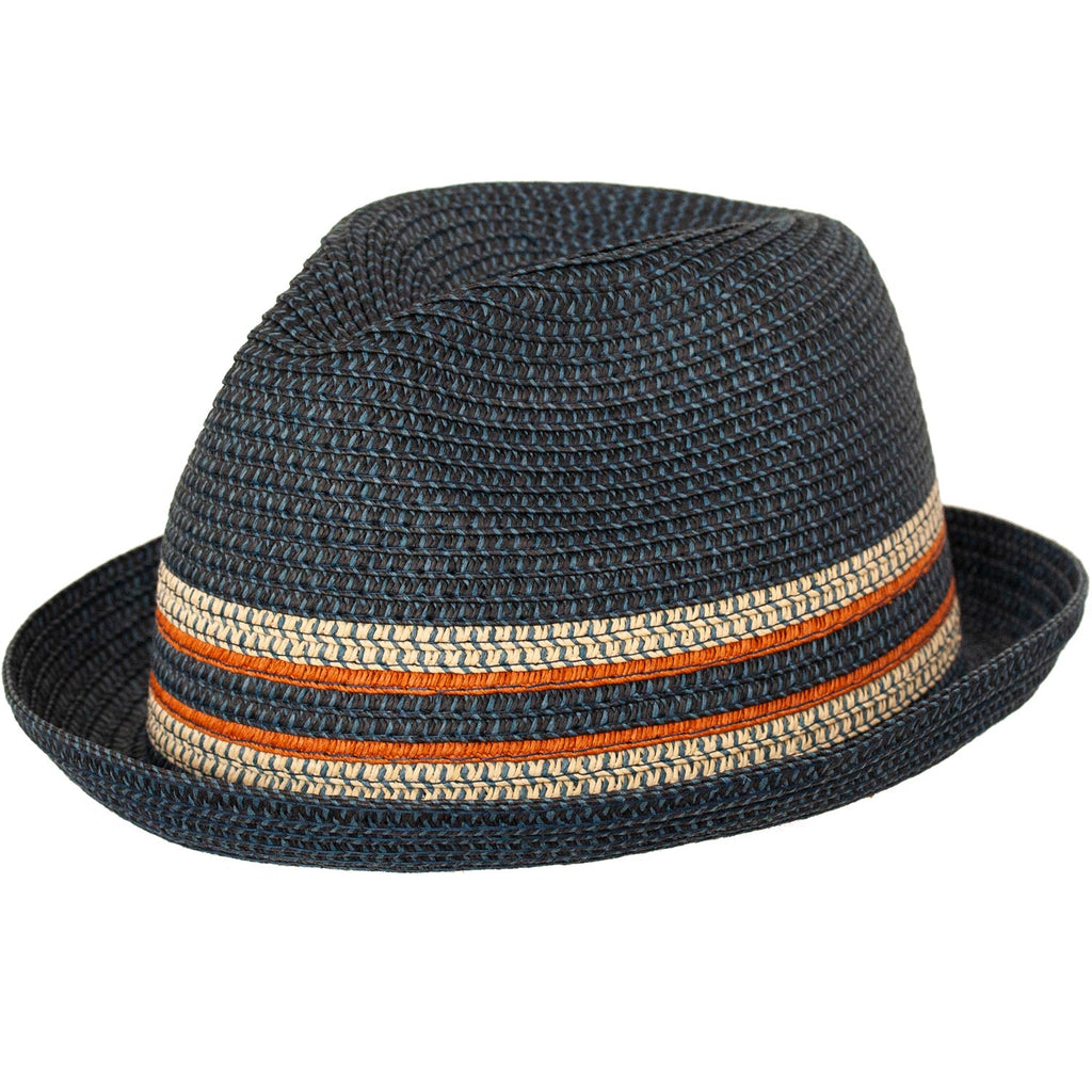 Stingy Pinch Front Fedora by Broner