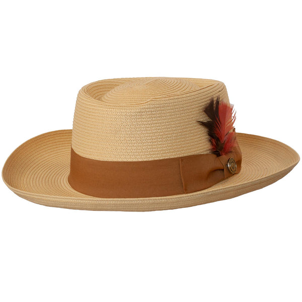 Gambler Summer Wide Brim Hat by Bruno Capelo