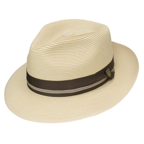 Go Around Milan Straw Fedora by Dobbs