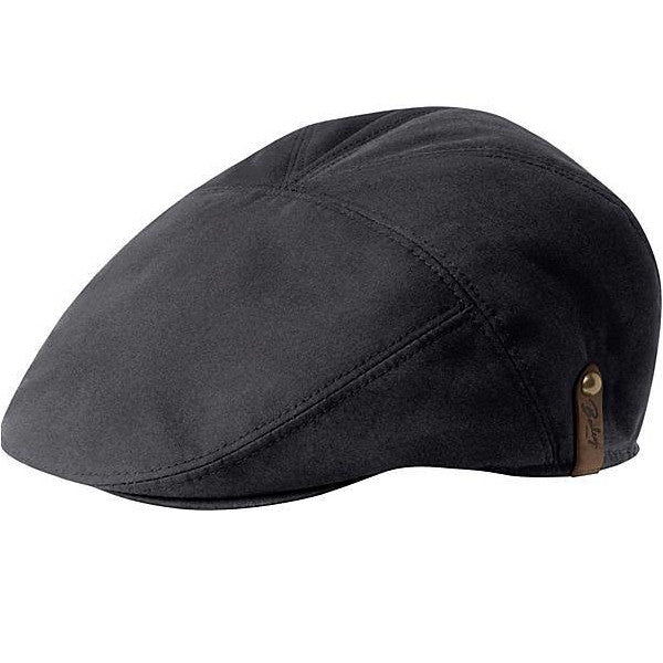 Graham Poplin Flat Cap by Bailey