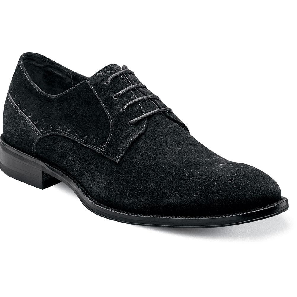 Kensington BLACK / 7, Shoes - STACYADAMS, Levine Hat Co. - 3