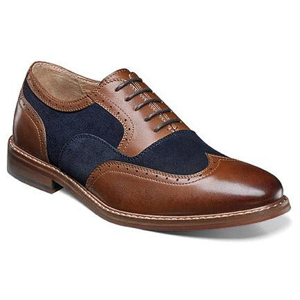 Ansley Wingtip Oxford