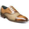Stacy Adams Barrington Cap Toe Oxford TAN