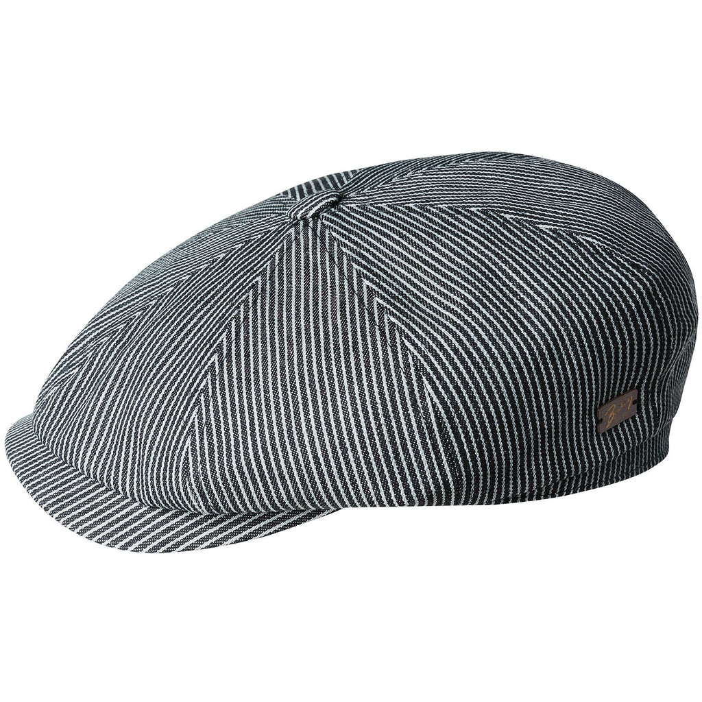 Falc Cotton Newsboy Cap by Bailey