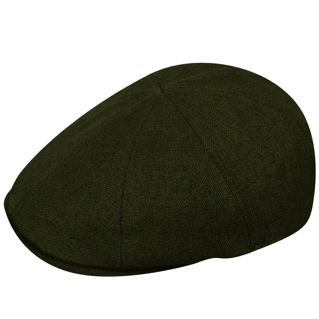 Simnick Lined 8 Panel Cap by Bailey OLIVE