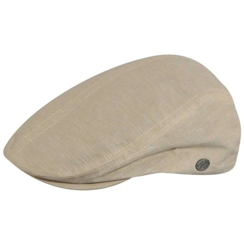 55b3a70c3 Harston Linen Ivy Cap by Bailey