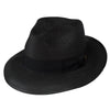 "Dobbs ""Coolman"" Center Dent Straw Fedora"