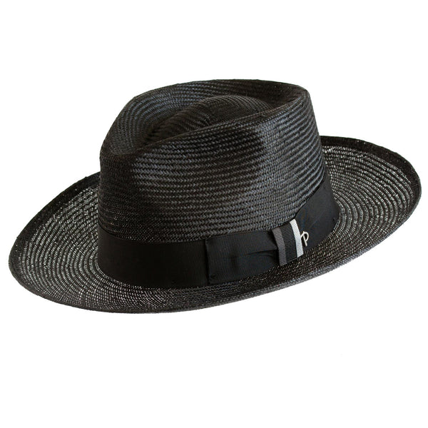 8cfda80a443 Pablo Featherweight Sisal Fedora by Panizza