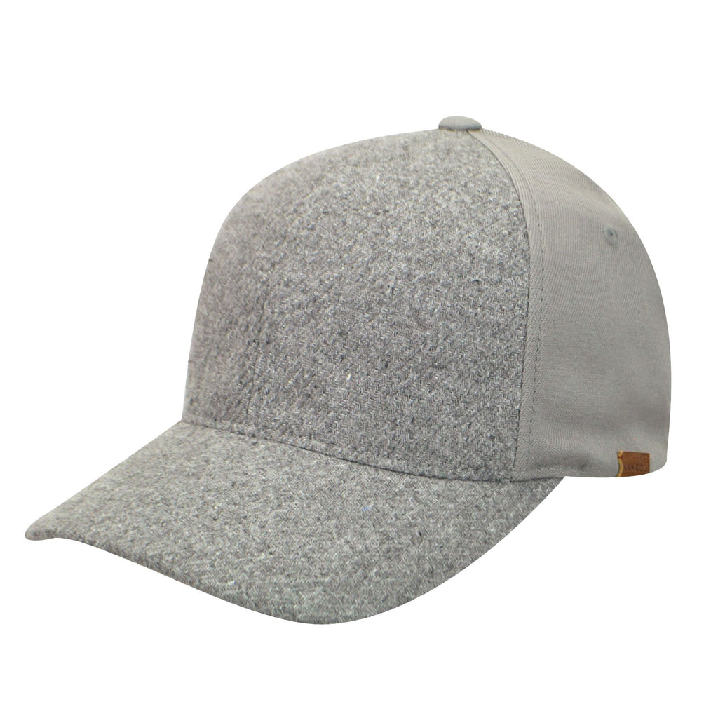 Textured Wool Baseball Cap by Kangol