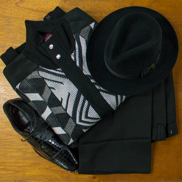 Black Fall & Winter Outfit