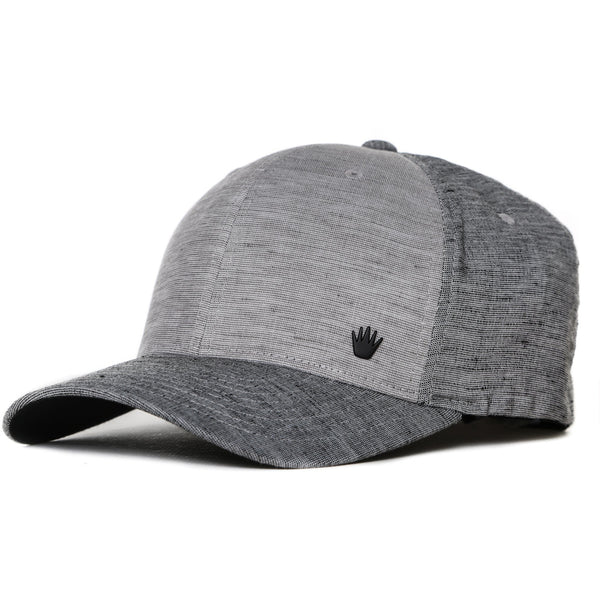 NoBadIdeas Parker Flexfit Baseball Cap GREY / L/XL, Hats - NOBADIDEAS, Levine Hat Co.