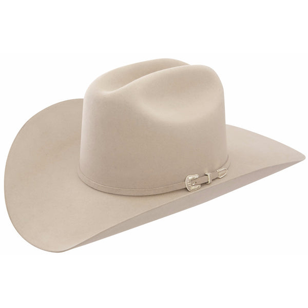 Stetson Skyline 6X Western Hat Silver Belly / 6 7/8, HATS - STETSON, Levine Hat Co. - 1