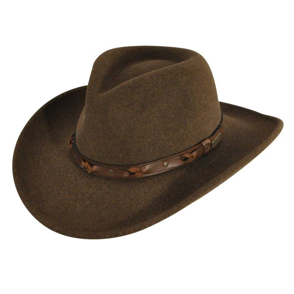 Bailey Palisade Western Hat OLIVE MIX