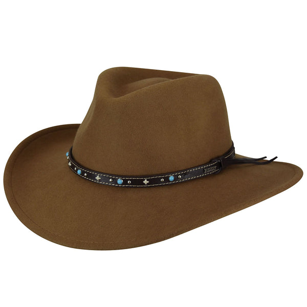Bailey Destry Western Hat PECAN