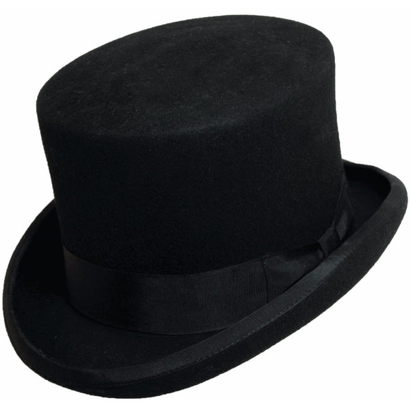 Scala English Topper BLACK / L, HATS - SCALA, Levine Hat Co.