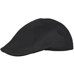 Broner Louie Pub Cap BLACK / L, Hats - BRONER, Levine Hat Co. - 1