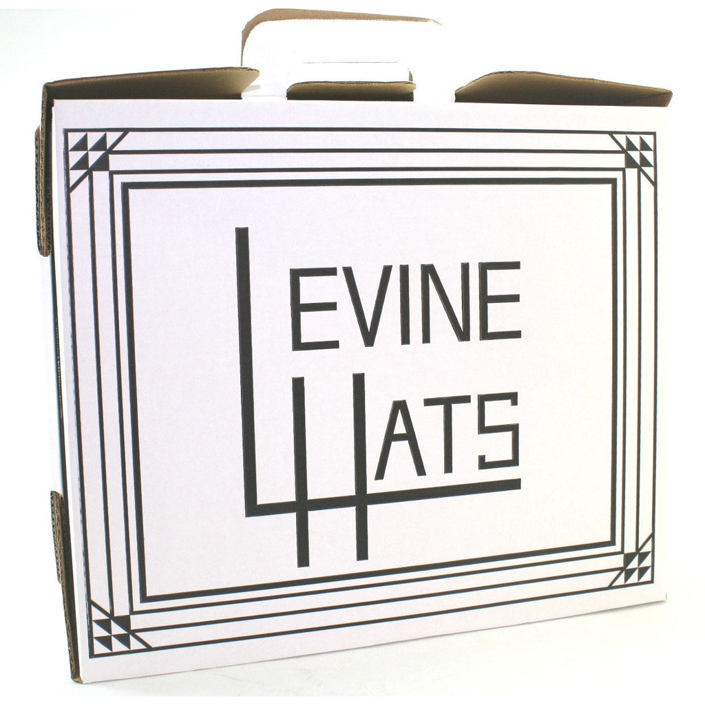 Big Hat Box , ACCES - Levine Hat Co., Levine Hat Co.