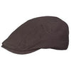 Broner Edmund Ivy Cap COFFEE BEAN / L, Hats - BRONER, Levine Hat Co. - 1