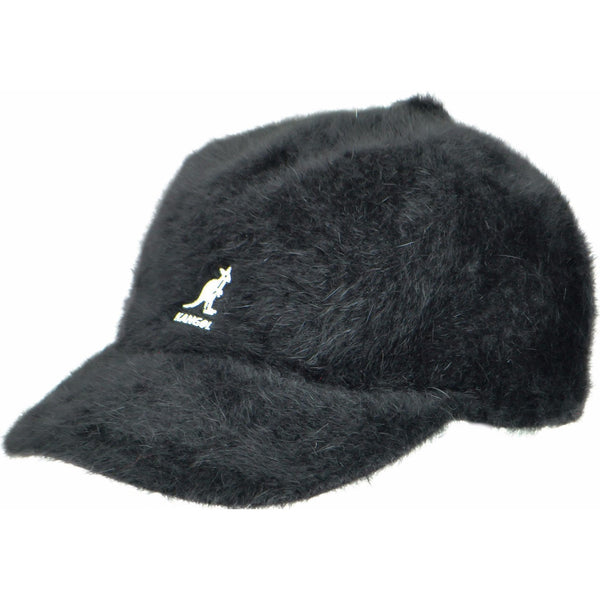 Kangol Furgora Links Baseball Cap BLACK / S, HATS - KANGOL, Levine Hat Co.