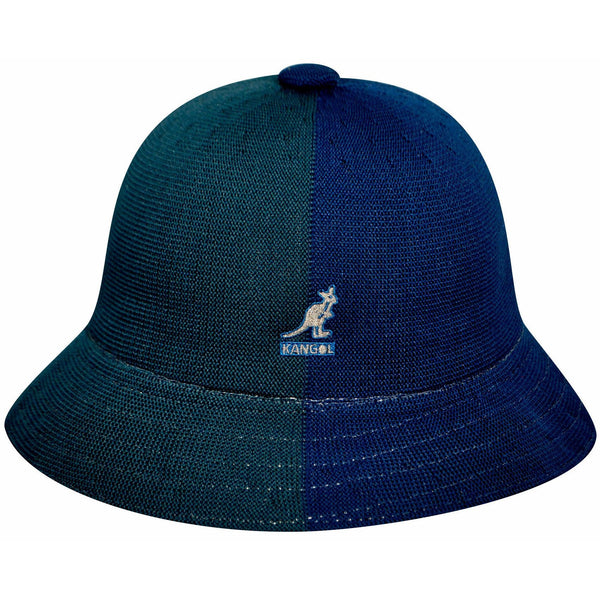 Kangol Color Block Casual INK/MALACHITE / L, HATS - KANGOL, Levine Hat Co. - 1