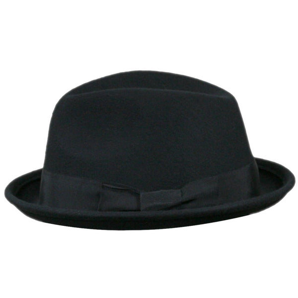 Jasper Stingy Fedora by 9th Street Hats