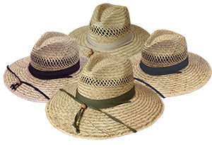 Straw Lifeguard Hat by Broner