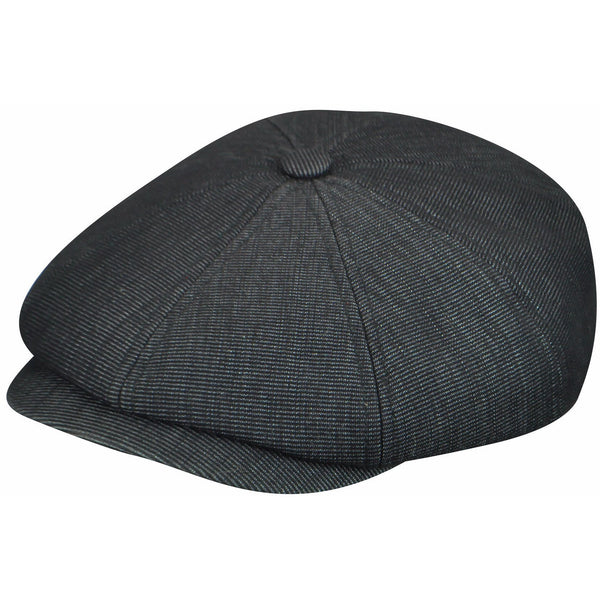 Bailey Britten Newsboy Cap NAVY / L, Hats - BAILEY, Levine Hat Co. - 1